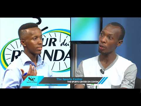 Adrien Niyonshuti on Tour Du Rwanda 2017 Preparation - Sports Center