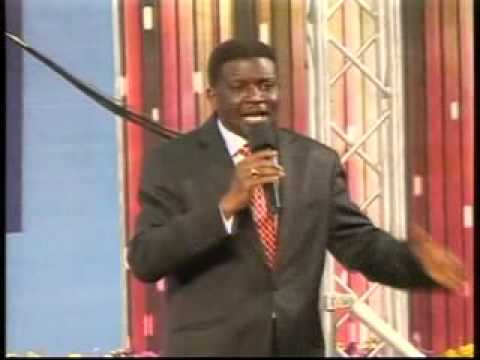 Bishop Agyinasare@Kingdom Power & Glory World Conference 2011, Abuja - Nigeria. Part 1