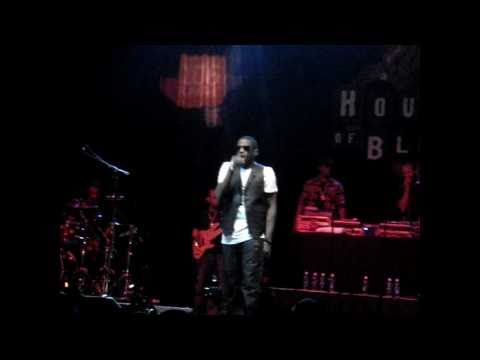 Fabolous Cant Deny It Keepin It Gangsta LIVE Boston House of Blues 2010 Stage Concert Show