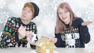 Simon & Søster - Vi bygger kagehus!