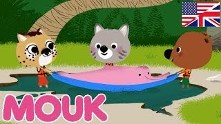 Mouk - Pink Dolphin S01E20 HD | Cartoon for kids