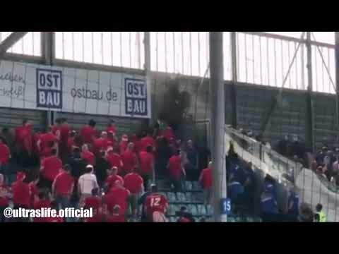 Ausschreitungen 1.FC Magdeburg - 1.FC Köln 19.05.2019 | Ultras-Life