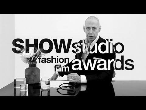 SHOWstudio Fashion Film Awards 2018: Nick Knight's Brief
