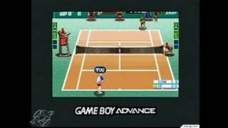 Virtua Tennis Game Boy Gameplay_2002_08_21