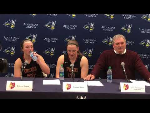 Northern State WBB Press Conference