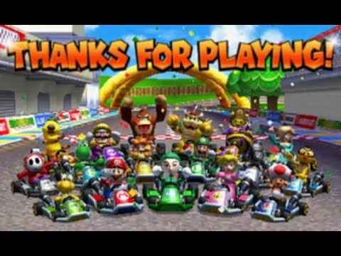 Mario Kart 7 - 150cc Special Cup (3 Star Ranking)