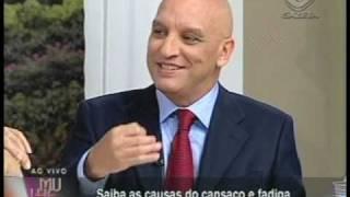 Fadiga, Estafa e Exaustão com Dr Cyro Masci - 1/3