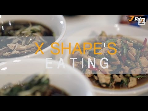 X-EATING - นายแบบกับอาหารตามสั่ง