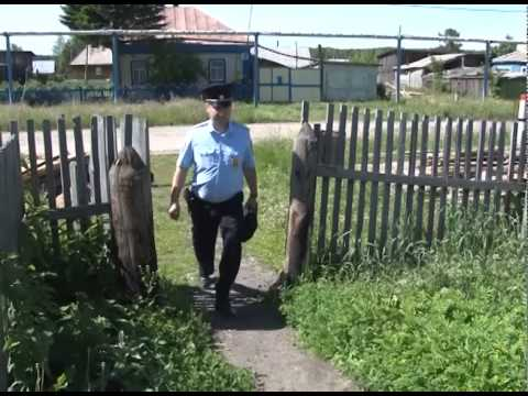 Кузбасский участковый написал песню о своей работе и получил приз