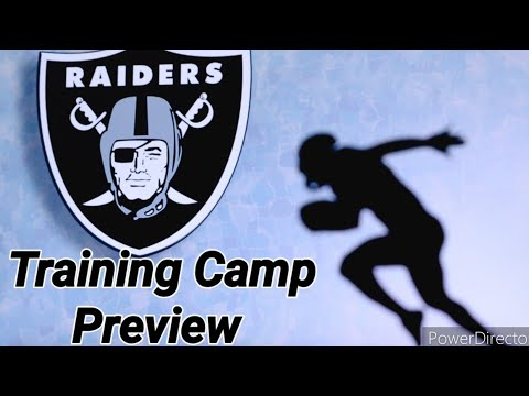 Las Vegas Raiders : '21 Season Training Camp Preview By Joseph Armendariz - Vlog