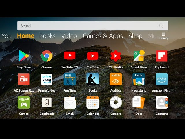 Amazon Fire Tablet Add Google Play Store And Voice Keyboard Chrome Youtube Tv Youtube