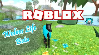 Roblox WOLVES LIFE BETA Roleplay - My Life as a Blind Wolf