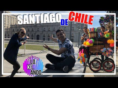 SANTIAGO DE CHILE I Cómo es Santiago de Chile I TIPS I Chile