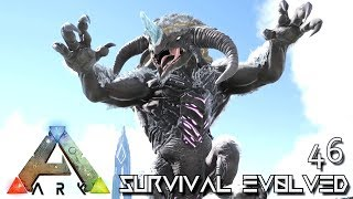 ARK: SURVIVAL EVOLVED - MEGA MEK vs TITANS & PUG BOSSES !!! | PUGNACIA DINOS EBENUS ASTRUM E46
