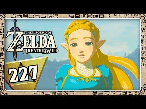 THE LEGEND OF ZELDA BREATH OF THE WILD Part 227: Ending, Credits, Secret Ending & 1000%-Check