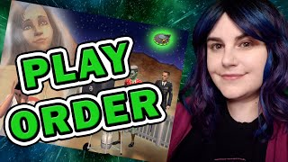 Sims 2 Strangetown Play Order \u0026 Scripted Events // Play it Right, you Rebels!