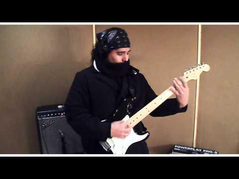 Cypress Hill - Rock Superstar - Ricardo limón - (guitar cover)