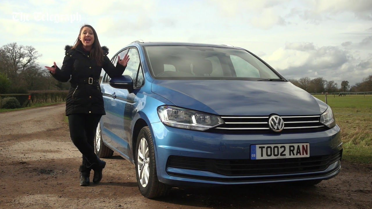 volkswagen touran 2016 review telegraph cars youtube. Black Bedroom Furniture Sets. Home Design Ideas
