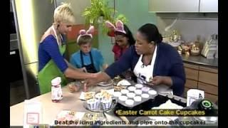Stork :easter Carrot Cakes (03.04.2012)