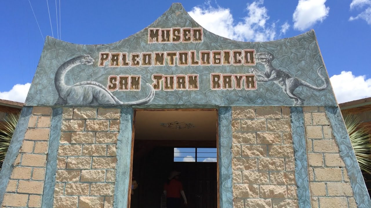 Museo Paleontológico San Juan Raya