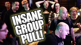 INSANE! ✦ THIS IS THE BIGGEST GROUP PULL WIN YET! 💣🔥