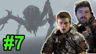 Monster Boss Battle - Dead Space 3 CO-OP for PC - Part 7