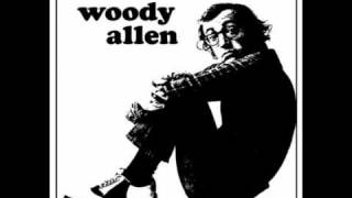 Woody Allen- Stand up comic: The Science Fiction Film