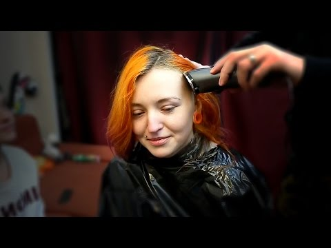 Fiery Redhead Headshave from YouTube · Duration:  2 minutes 2 seconds