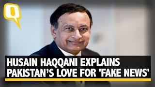 Husain Haqqani Bursts the Pakistani Bubble of Conspiracy Theories
