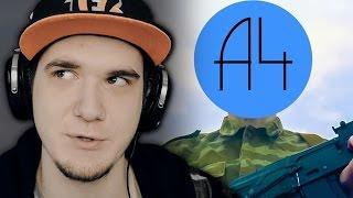 А4 - Тает Срок (Пародия Грибы - Тает Лёд) | РЕАКЦИЯ