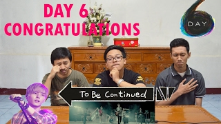 Video ( FIRST REACTION AND INSTANTLY FEEL IN LOVE ) DAY 6 - CONGRATULATIONS MV REACTION download MP3, 3GP, MP4, WEBM, AVI, FLV Maret 2018