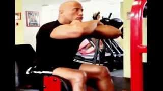 Фитнес-Бикини. Круговая Тренировка Ног. [Тренировка По Фитнесу Видео]