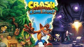 Jak radzi sobie Crash Bandicoot N.Sane Trilogy na Switchu?