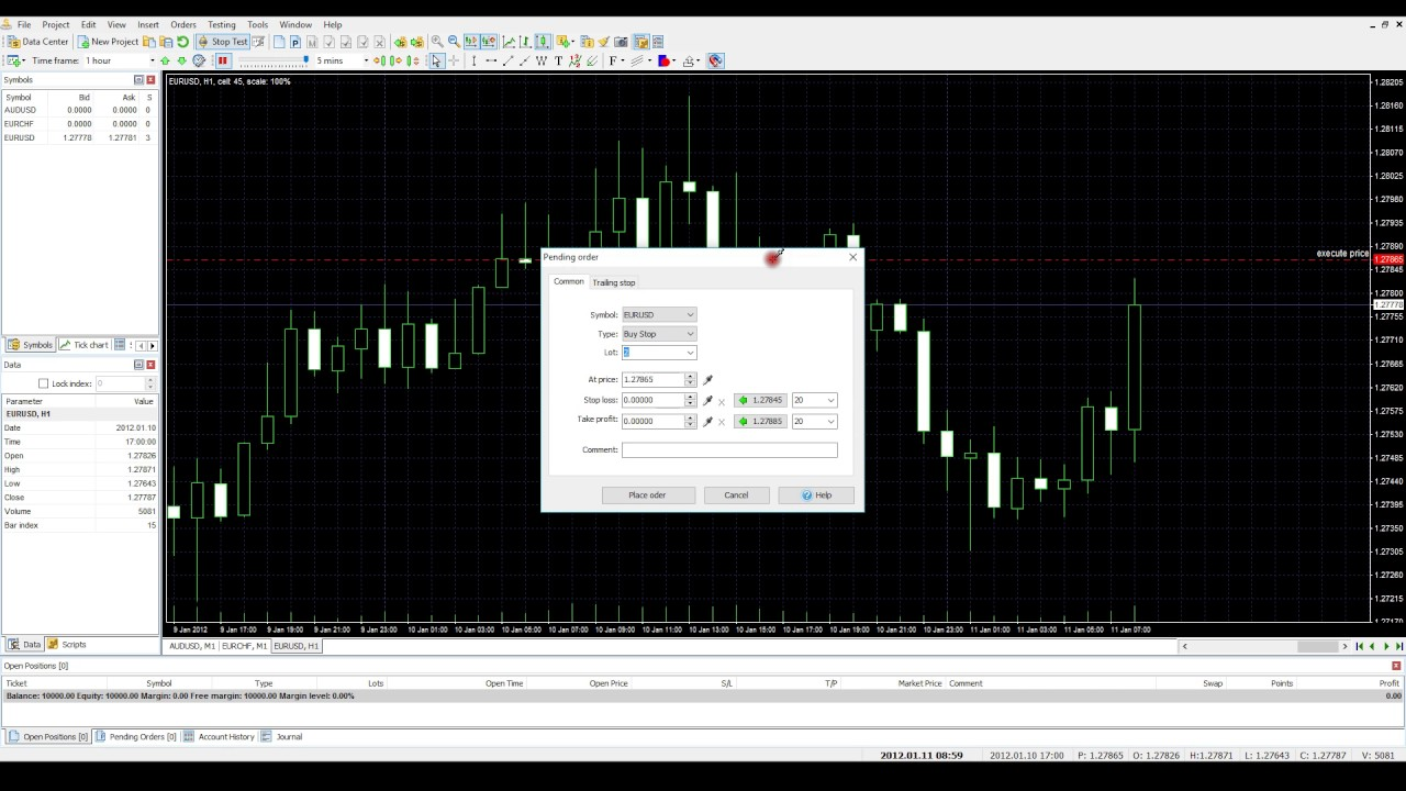 Forex Tester 3 Simulator Review - Trading Setups Review