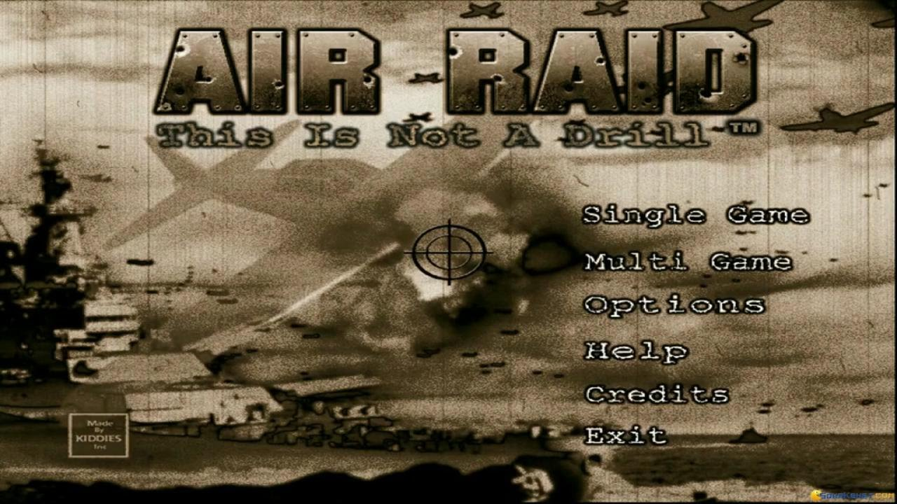 Image result for game air raid