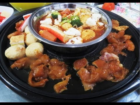 Steamboat Ala Korean ♥