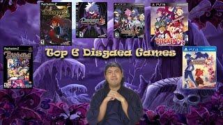 Top 6 Disgaea Games