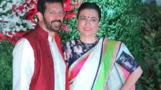 Kabir Khan At Akshay Jayantilal Gada Wedding Reception 2019