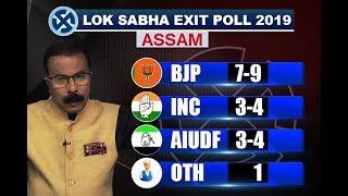 24 GHANTA || HOW MANY SEATS WILL BJP GET IN ASSAM ?