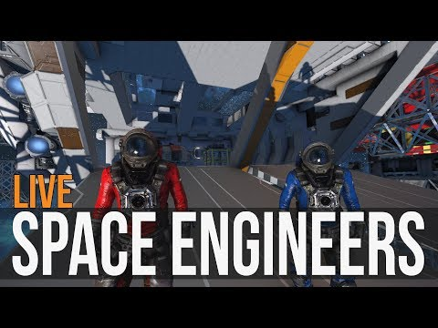 Space Engineers - Deep Space Exploration Mod! Ep 9