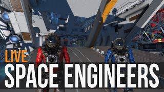 Space Engineers - Deep Space Exploration Mod!