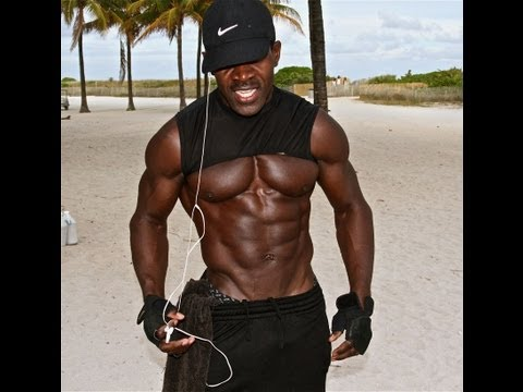 EXTREMELY RIPPED 46 YEAR OLD!