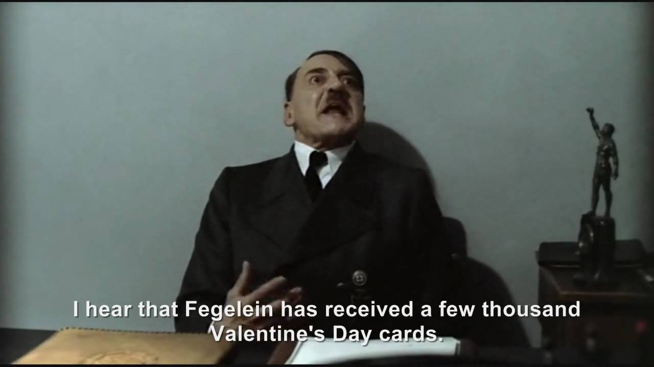 00:21 Hitler Is Informed Itu0027s Valentineu0027s Day