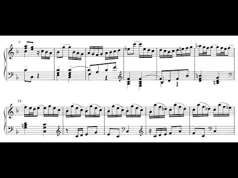 Bach: Italian Concerto in F major, BWV 971 (Kuschnerova)
