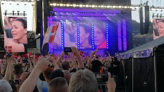 Cover images Volbeat - Forevigt feat. Johan Olsen (live. Ceres Park Århus 2019)