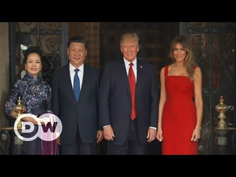 Trumps Schwäche – Chinas Stärke?   DW Deutsch