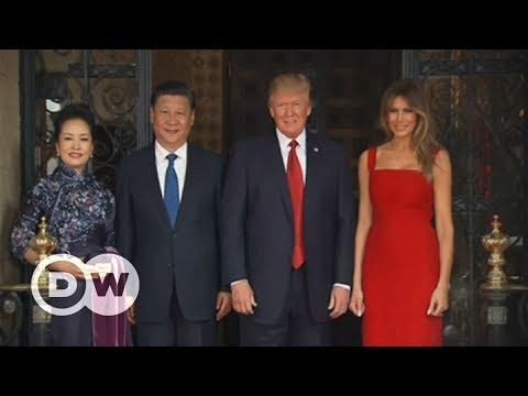 Trumps Schwäche – Chinas Stärke? | DW Deutsch