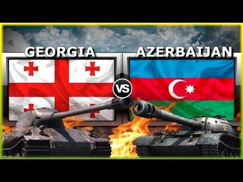 Georgia vs Azerbaijan - Military Power Comparison 2019