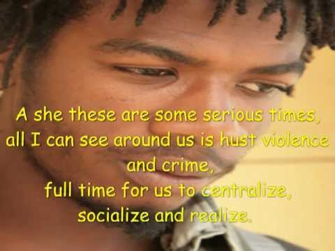 Gyptian - Serious Times (+ Letra/Lyrics)