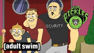 Mr Pickles | Sheriffs | Adult Swim